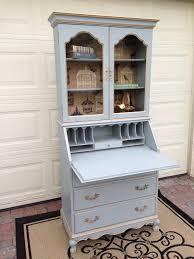 bella vintage furnishings vintage jasper cabinet secretary desk