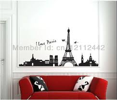 paris themed living room living room