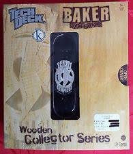 Cheap Wooden Tech Decks by Tech Deck Baker Skateboards In Toys U0026 Games Ebay