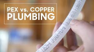 Vycor Deck Protector Or Vycor Plus by Pex Vs Copper Plumbing Youtube