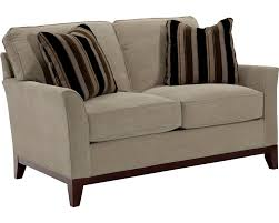 Bernhardt Brae Sofa Leather by Perspectives Sofa Broyhill Broyhill Furniture