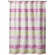 ruffle shower curtain ebay
