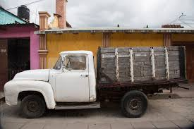 100 Mexican Truck An Old Work Stocksy United