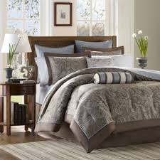 Bed Bath Beyond Duvet Covers buy brown and blue comforter sets from bed bath u0026 beyond