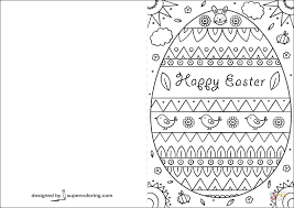 Full Size Of Coloring Pagecard Pages Happy Easter 7 Page Large Thumbnail