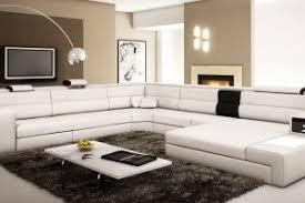 grand canapé canapé d angle cuir pas cher le roi du du canapé salons et