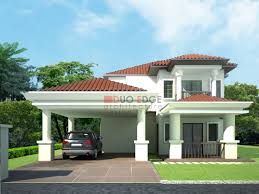 100 Bungalow Design Malaysia Free Download Contemporary 28057