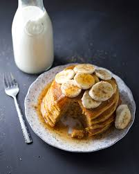 Easy Pumpkin Pancake Recipe by Best Ever Whole Wheat Pumpkin Pancakes Recipe Pinch Of Yum