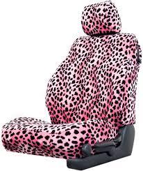 Animal Print Semi-Custom Seat Covers | Guaranteed Exact Fit For Your Car