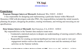 Heres The Resume I Used To Get A Job At Google As Software Engineer