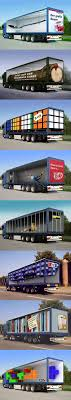 100 Guerilla Truck Show Creative Advertisements Interactive Advertising Pinterest