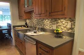 Maple Kitchen Cabinets Fairmont Door Style