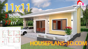 100 Home Photos Design Simple House Plans 11x11 With 3 Bedrooms