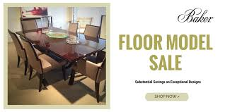 Baker Furniture Floor Model SALE