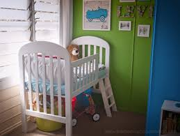 diy on a dime how to make a toddler loft bed out of an old crib