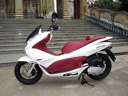 Introducing The Honda PCX Old