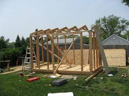 Saltbox Shed Plans 12x16 by 10x12 Shed Designs For The Home Pinterest Storage Building