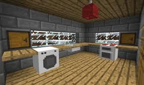 cuisine dans minecraft 1 2 5 jammy furniture minecraft fr
