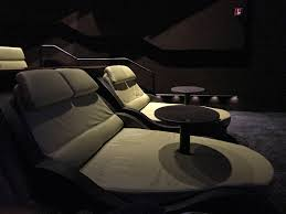 Movie Theatre With Reclining Chairs Nyc by A Visit To Ipic The South Street Seaport U0027s New Luxury Dine In Theater