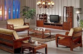 Living Room Furniture Solid Wood Clic Set