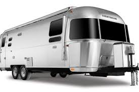 100 Pictures Of Airstream Trailers S Globetrotter Trailer Keeps It Clean And Curvy Inside