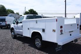 100 Ford F350 Utility Truck 2006 FORD 4X4 UTILITY TRUCK Russells Sales