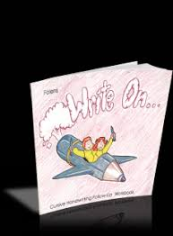 This Is The Third And Final Book In Write On Series It Affords Pupils Further Practice Cursive Style There A Revision Of Letter