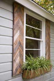 Best 25+ Pallet Shutters Ideas On Pinterest | Wood Shutters, DIY ... Top 10 Interior Window Shutter 2017 Ward Log Homes Decorative Mirror With Sliding Barn Style Wood Rustic Shutters Best 25 Barnwood Doors Ideas On Pinterest Barn 2 Reclaimed 14 X 37 Whitewashed 5500 Via Rustic Gallery Wall Fixer Upper Door Modern Small Country Cottage With Wooden In The Kapandate Eifler Entry Gate Porter Remodelaholic Build From Pallets Rustic Wood Wall Decor Roselawnlutheran Flower Sign Xl Distressed