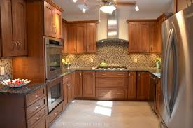 baltic brown granite cabinets backsplash ideas