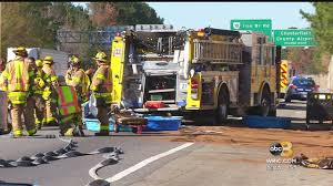 100 Game Truck Richmond Va Families Of Local Firefighters Raise Concerns After Driver Slams