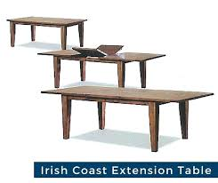 Extension Dining Table Coast Extending Floor Model Simple Plans