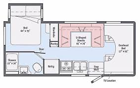 Coachmen Class C Motorhome Floor Plans by New Or Used Class C Motorhomes For Sale Rvs Near Statesville