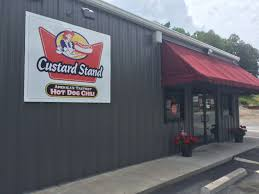 El Patio Mexican Restaurant Bluefield Va by Candace Lately Oak Hill Edition Custard Stand