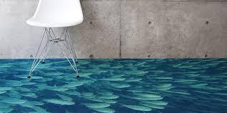cool vinyl flooring