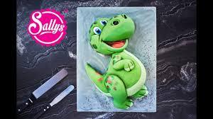 dino torte kindergeburtstag dinosaurier motivtorte 3d sallys welt