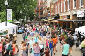 Halloween City Knoxville Tn by Dogwood Arts To Transform Downtown Knoxville Into A Lively Art Fair