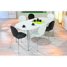 table de cuisine ovale table cuisine ovale table cuisine avec chaise maisonjoffrois