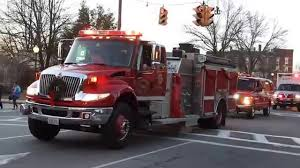Fire Apparatus Rochester New Hampshire Christmas Parade 2015 - YouTube