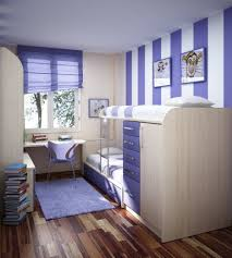 Fabulous Interior Design For Teenage Girl Room Themes Simple And Neat Parquet Flooring Blue