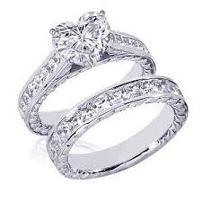 I have faith that meday husband will put a ring like this