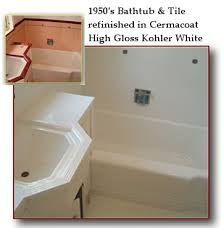 Bathtub Reglazing Pros And Cons by How To Resurface A Bathtub Expert Resurfacing Provides