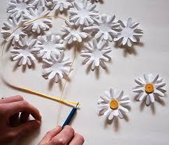 Paper Daisy DIY Sizzix Papercraft Savedbyloves