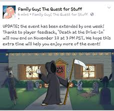 Halloween On Spooner Street Family Guy by October 2015 Family Guy Addicts