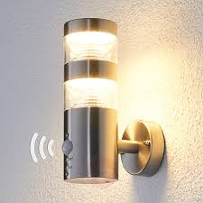 led outdoor wall light lanea with motion sensor 9988006 32 jpg