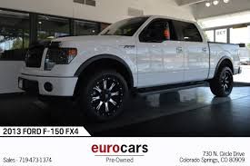 2013 Ford F-150 FX4 Stock # E1138 For Sale Near Colorado Springs, CO ...