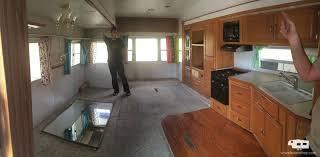 Rustic Rv Interior Remodeling Design Hacks Ideas 81