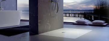 bodengleich begehbare barrierefreie dusche planen mit reuter