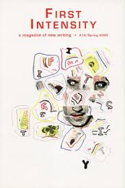 First Intensity A Magazine Of New Writing 14 Spring 2000 Cover Collage By Kenward Elmslie