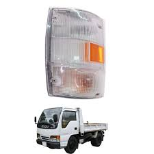 For 1999-06 Isuzu Npr Nkr Nqr 450 Truck Chevrolet Corner Lamp White ...