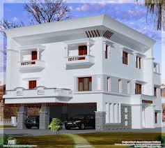 100 2 Storey House With Rooftop Design Flat Roof Top 100 3